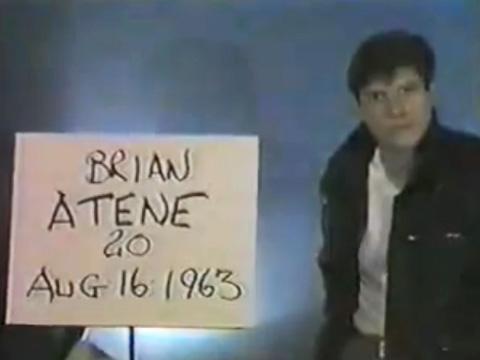 Brian Atene, 20, Aug 16, 1963