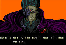 All your base are belong to raincoaster