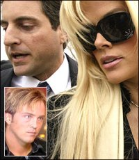 Anna Nicole Smith Larry Birkenhead Howard K Stern