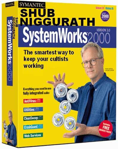 Shub Niggurath SystemWorks