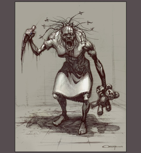 Zombierage