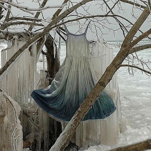 icicle slip
