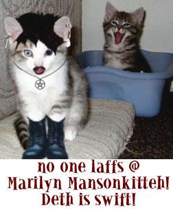 Marilyn Mansonkitteh