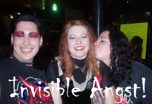 Invisible Angst!