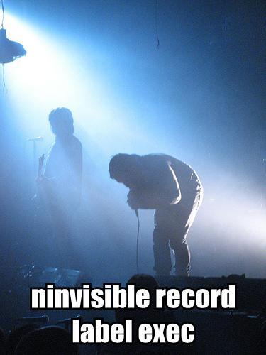 ninvisible record executive