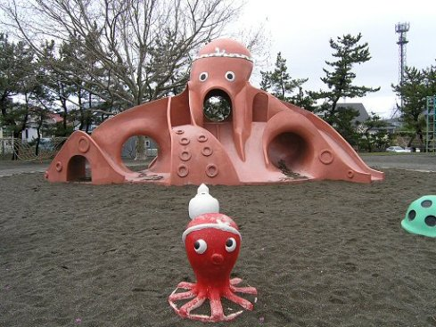Cthulhoid playground
