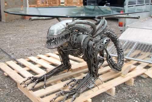 Alien Coffee Table