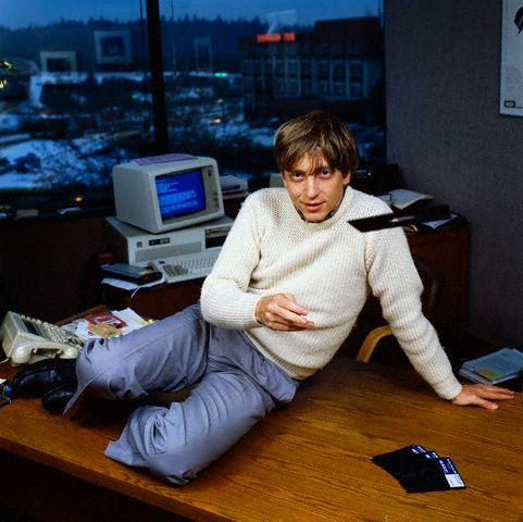 Bill Gates on Manhunt 2