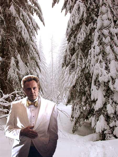 Merry Christmas from Christopher Walken