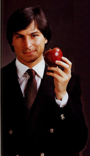 Steve Jobs wants you to sample his wares
