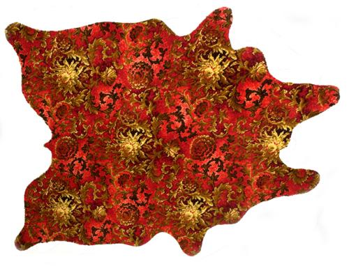 Carpet Cowhide