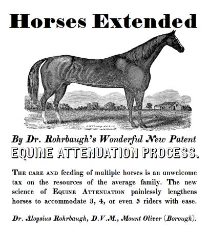 Longhorse Ad