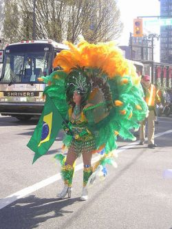 St Patrick's Brazilian!