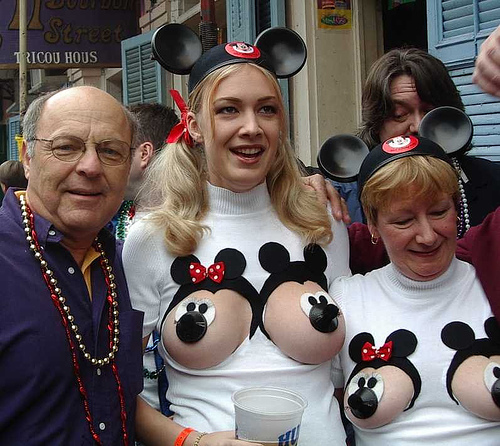 Banned from Disneyland