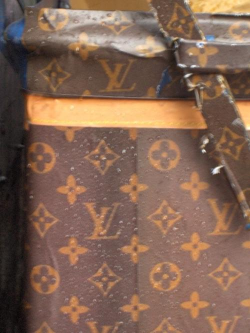 Louis Vuitton Dumpster