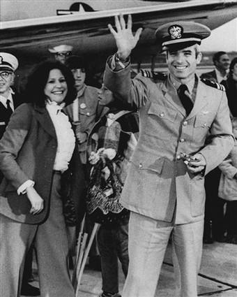 john mccain young. Young John McCain: Hawt or