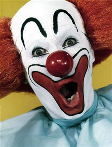 Larry Harmon as Bozo the Clown