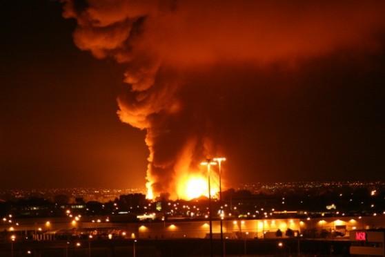 Toronto Explosion #2 by photojunkie