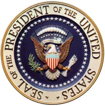 Presidential Seal of the US