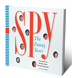 Spy you didn't read the magazine, now don't buy the book
