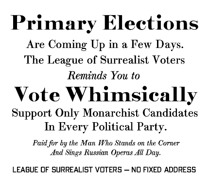 Vote Whimsically!