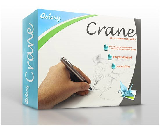 Crane, the image editor for the 21st Century