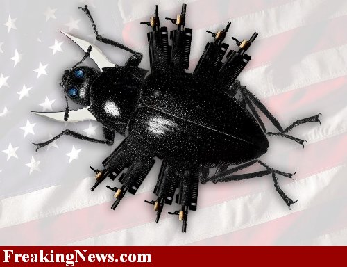 Secret Weapon is a little buggy