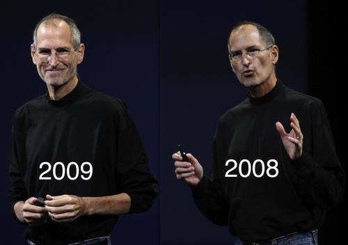 Steve Jobs, Ringmaster