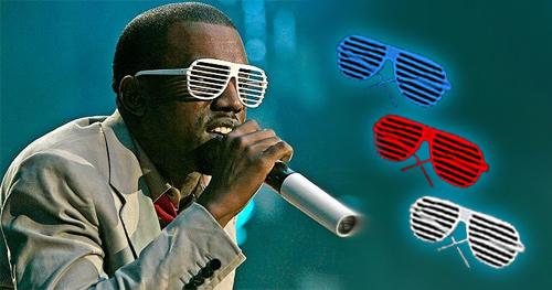 Shuttershades, Kanye-style