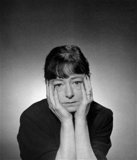 Dorothy Parker, who really looks more Doloresy here