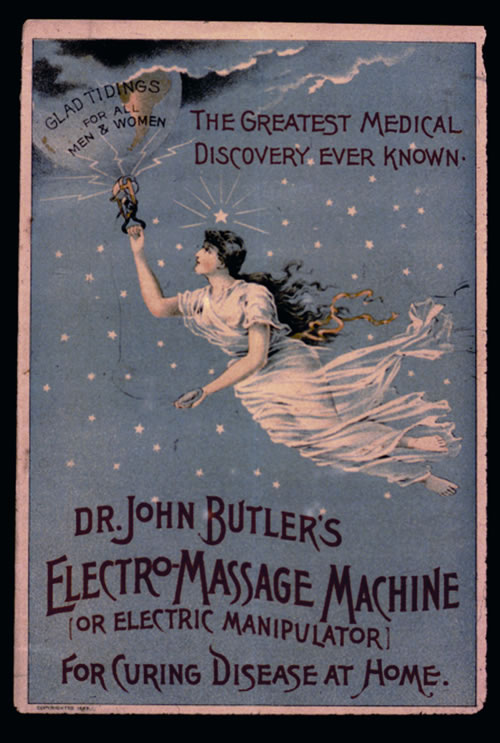 Electro Massage Machine