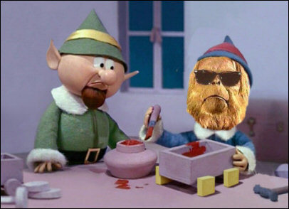Dr Zaius sez Some elves are more equal than others