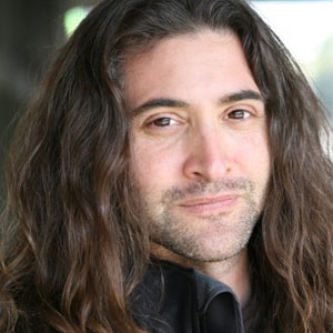 andrew Koenig with long hair