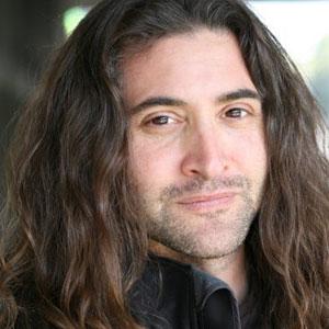 andrew Koenig with long hair