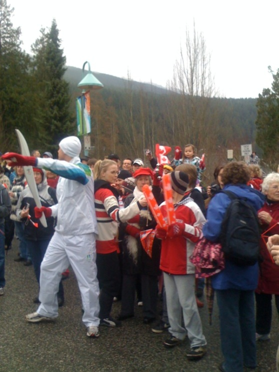 Olympic Torchbearer