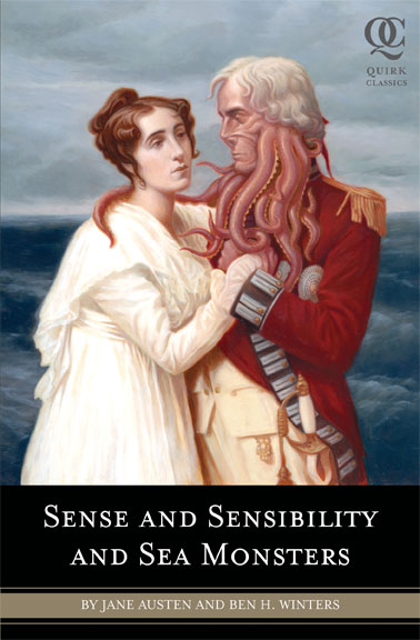 Sense and Sensibility and SeaMonsters and Regency Period Tentacle Porn