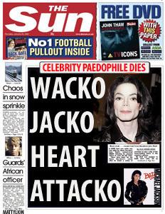Wacko Jacko Heart Attacko
