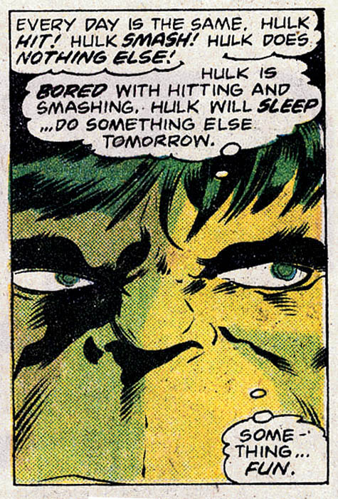 existential hulk is existential
