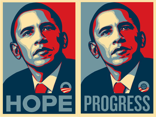 Shepard Fairey Barack Obama