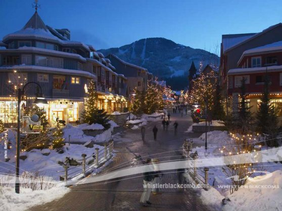 And yes, Whistler looks just like this. Also, I hear there are ski runs somewhere around.
