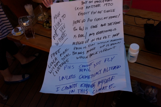 Notes from Buenos Aires from our old blog buddy John Cusack