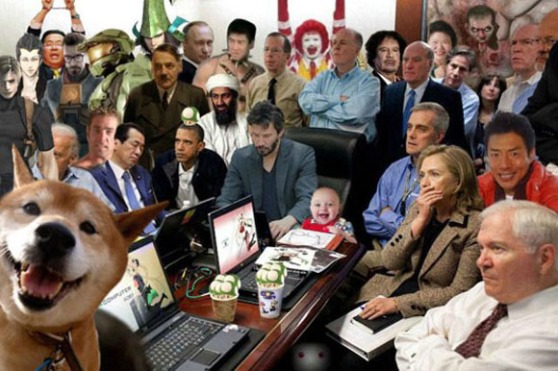 Situation Room Normal All Fucked Up