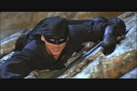 I do not dread the Dread Pirate Roberts. I'm funny that way.