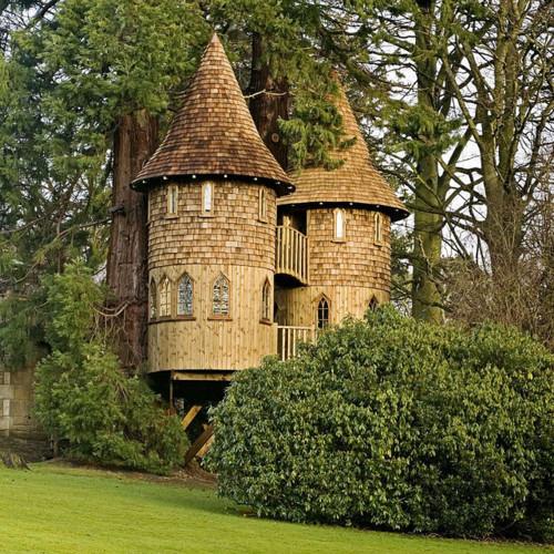 Treehouse of the Elder Gods