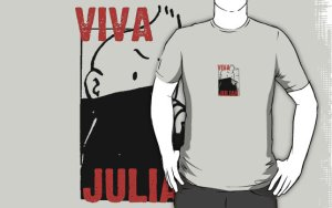 Viva Julian the TinTinja, but that's a whole OTHER post.