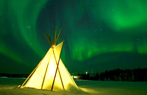 But wait, I just thought of something...Teepee for me
