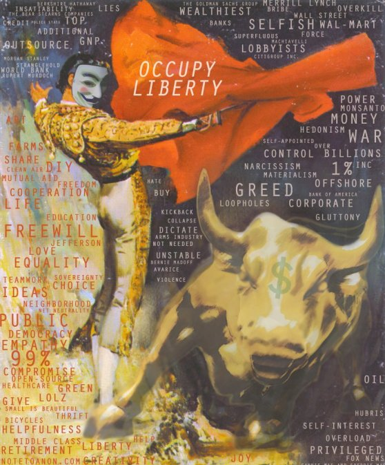Occupy Liberty!