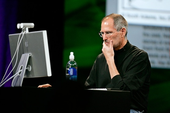 Steve Jobs ponders his next sexxxy move