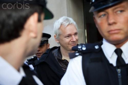 Julian Assange: no wonder I love this man