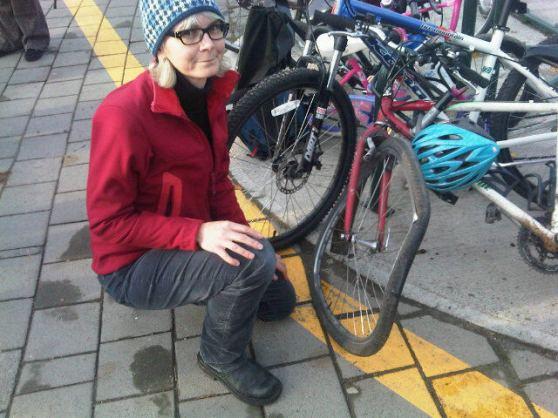 Harper Hates Bikes